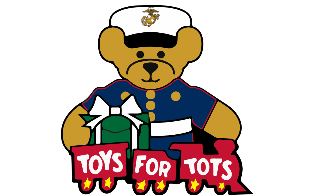 Toys for Tots Season is Here!