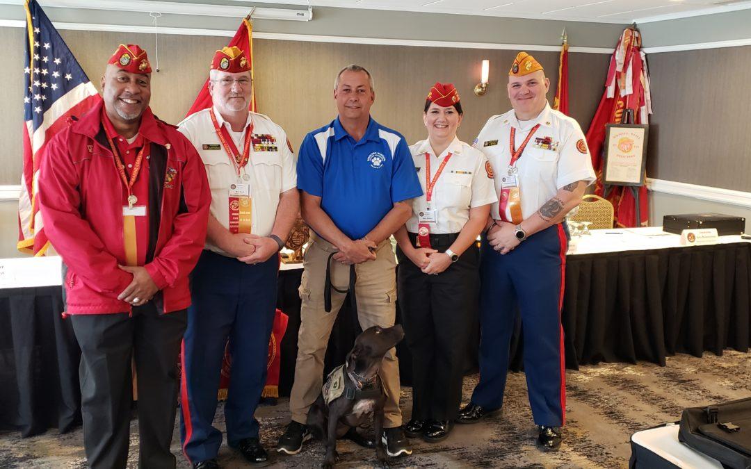 Bulldogs Donate to Warrior Fund