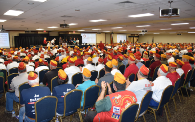 Bulldogs Attend 96th Annual National Marine Corps League Convention