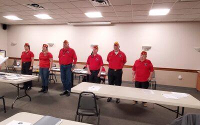 2020-2021 Hunterdon County Bulldogs Staff Installed