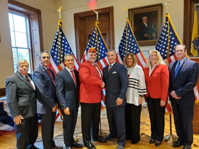 Veterans Honored By Hunterdon Officials In Virtual Ceremony On Veterans Day